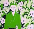 安藤貴代子 時代物、和、児童書、人物、植物、花、風景、装画コンペvol.8 グランプリ。