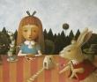 深瀬優子 ファンタジー、童話、少女、少年、油彩、装画コンペVol.2 MAYA賞。