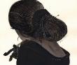 檜垣文乃 モノクロ、線画、風景、人物、時代物、装画コンペvol.19 グランプリ。