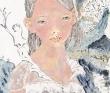 2012個展THIS HOT HEAVENより 「山河醸人(山の幸)」