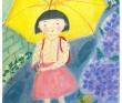 かわもとみつこ 水彩、色鉛筆。絵本、子供、童画。
