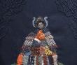 Marron 手刺繍、糸、布、ビーズ、箔、ファンタジー、装画コンペvol.20 MAYA賞。