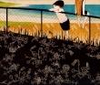 村松葉子 人物、動物、風景、装画コンペvol.8 準グランプリ。