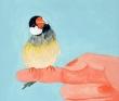 中澤季絵 鮮やか、暮らし、ものがたり、アクリル絵具、カラーインク。