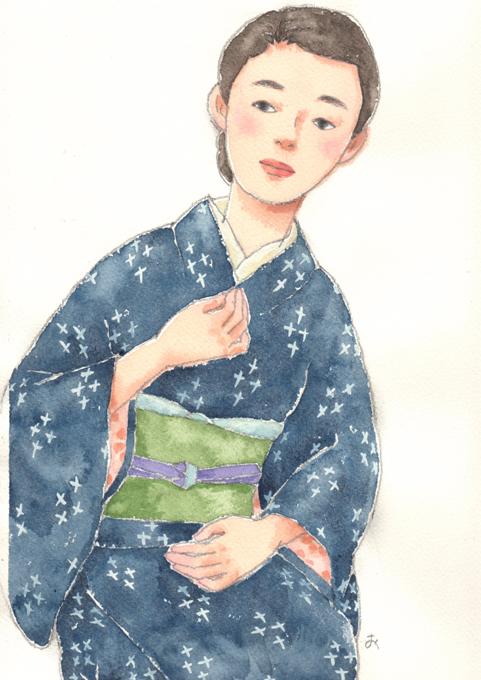 岡田知子  昭和、暮らし、生活、女性。
