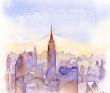 佐々木悟郎 透明水彩、風景、人物、アメリカ、装画、TIS会員、講談社出版文化賞さし絵賞。