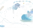 タムラヨウイチ 抽象画、現代アート、自然、挿絵、アクリル、水彩、鉛筆、装画コンペvol.18。
